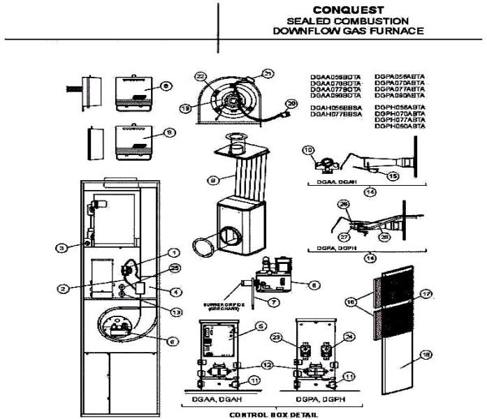Atwood Digital Thermostat Wiring Diagram